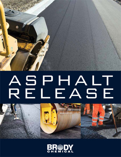 Preview of Asphalt Release catalog PDF