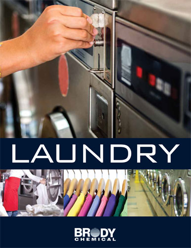 Preview of Laundry catalog PDF