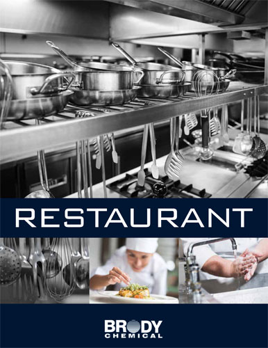 Preview of Restaurant catalog PDF