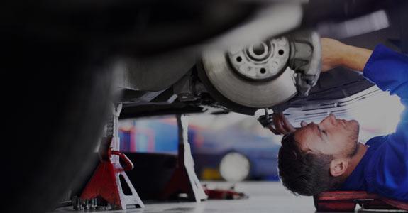 Automotive & Fleet mobile banner image