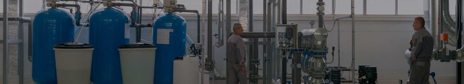 Water Treatment banner image