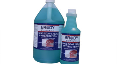 Brody Chemical's Antibacterial Liquid Hand Soap
